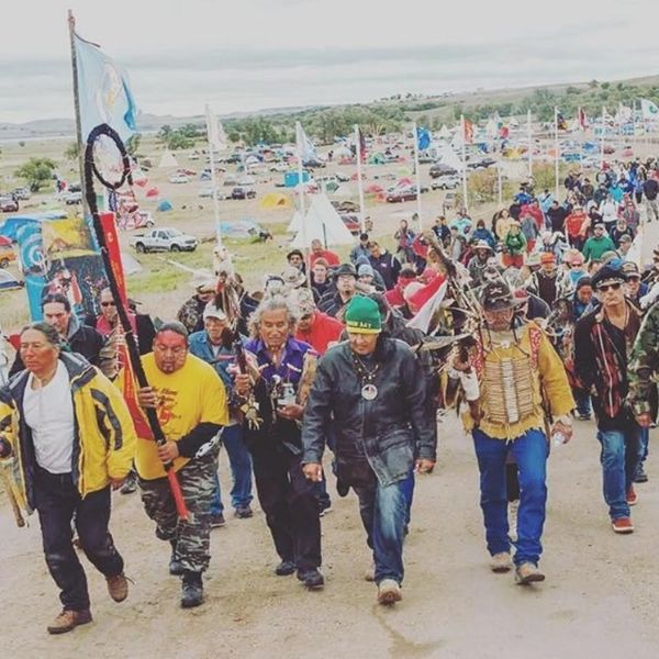 Find Out How Folks Are Using Facebook to Help the #StandingRock #NoDAPL Protests