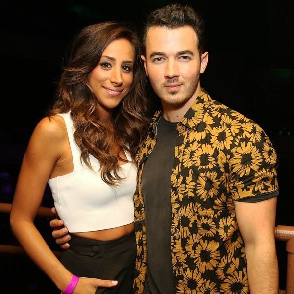 Kevin Jonas Just Gave Us Our First Glimpse at Baby Valentina and She's Predictably Precious