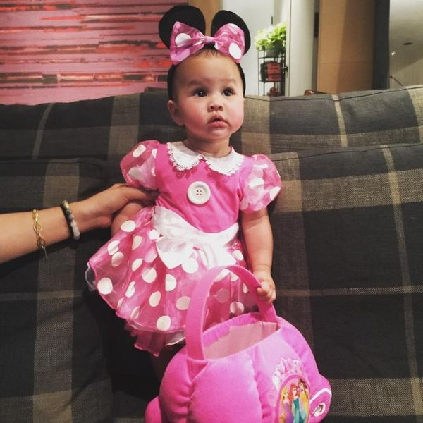 Chrissy Teigen Shuts Down the Controversy Over Baby Luna's Free Halloween Costumes