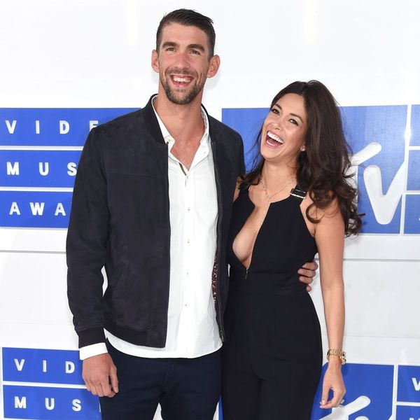 See the First Photos from Michael and Nicole Phelps' Second Wedding Ceremony