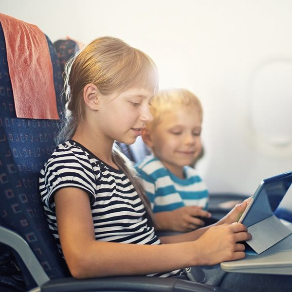 Today in Heated Controversies: Child-Free Zones on Airlines Are a Thing Now
