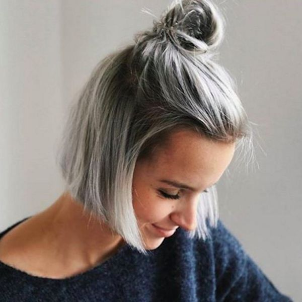19 Short-Hair-Don't-Care Hairstyles You'll Fall in Love With