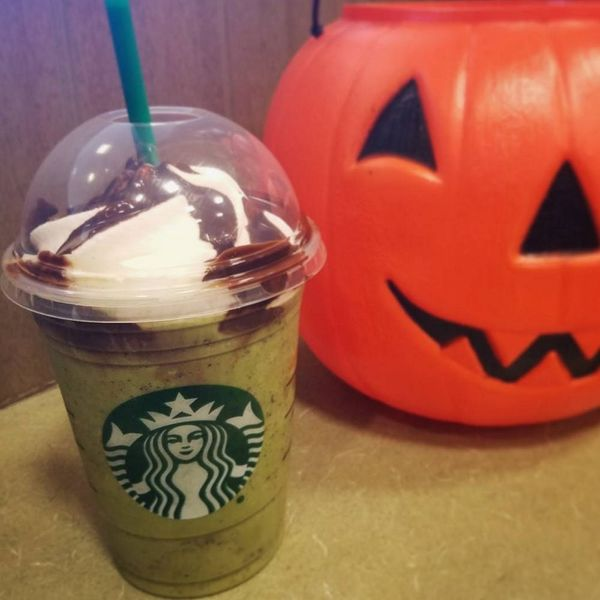 THIS Is the Secret Halloween Drink You Need to Try at Starbucks This Weekend