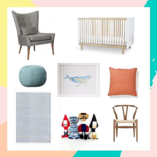 3 Ways to Style a Gender-Neutral Nursery