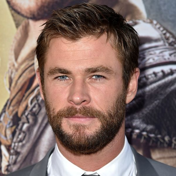This Is the Unexpected Offense Chris Hemsworth Is Apologizing For