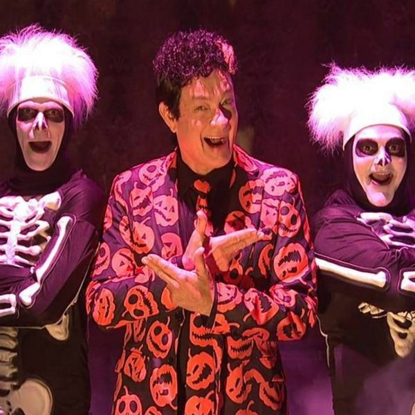 SNL's David S. Pumpkins Just Made Your Fave Halloween Movies Even Better