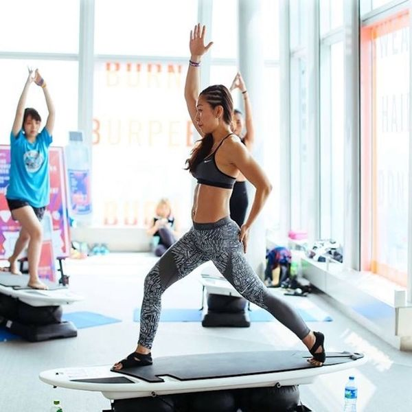 7 Heart-Pumping Fitness Classes to Try This Autumn