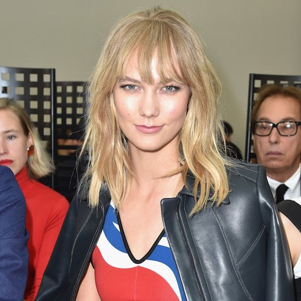 Karlie Kloss's Preppy Ballet Flats Will Never Go Out of Style