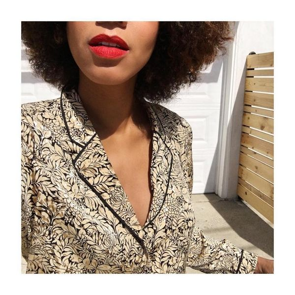 How to Wear a Red Lip With Any Outfit