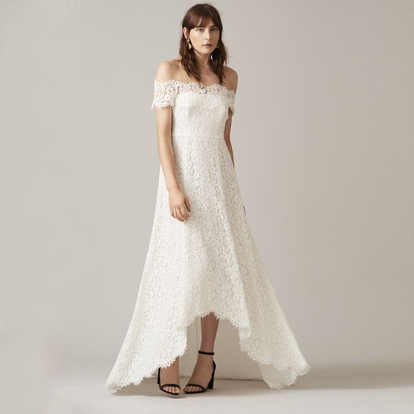 This Cool Girl British Label Just Dropped a Bridal Line That's Kind of Incredible