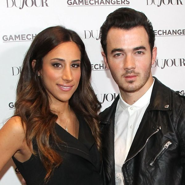 Kevin Jonas Just Welcomed Baby #2 and You'll Love Her Gorgeous Name