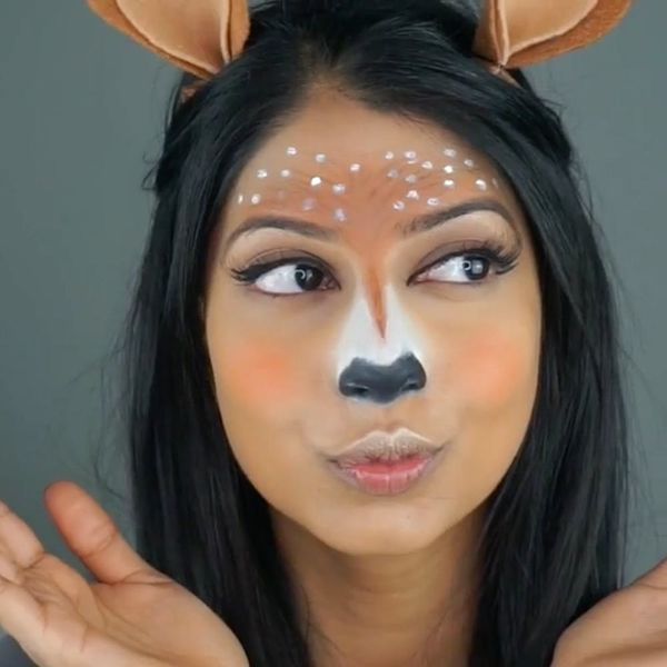 Snapchat Filter Costumes Are This Year's Halloween Win