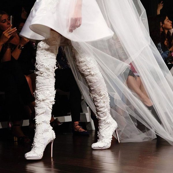 9 Standout Trends from Bridal Fashion Week and How to Get Them for Less