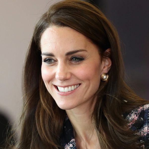 Kate Middleton's Ankle-Length Dress Is Princess Perfection