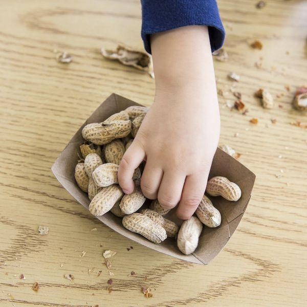 This Tiny Skin Patch Might Cure Peanut Allergies