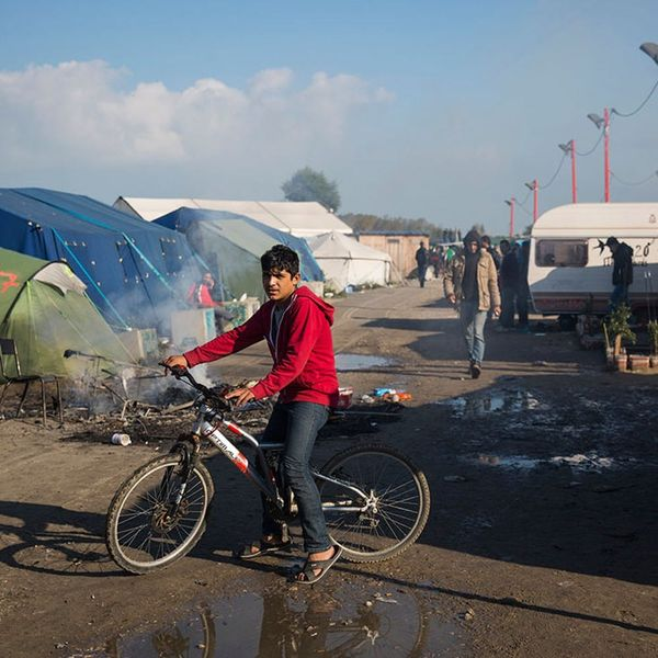 Why This Week's Calais Drama Marks a Major Moment for the Refugee Crisis