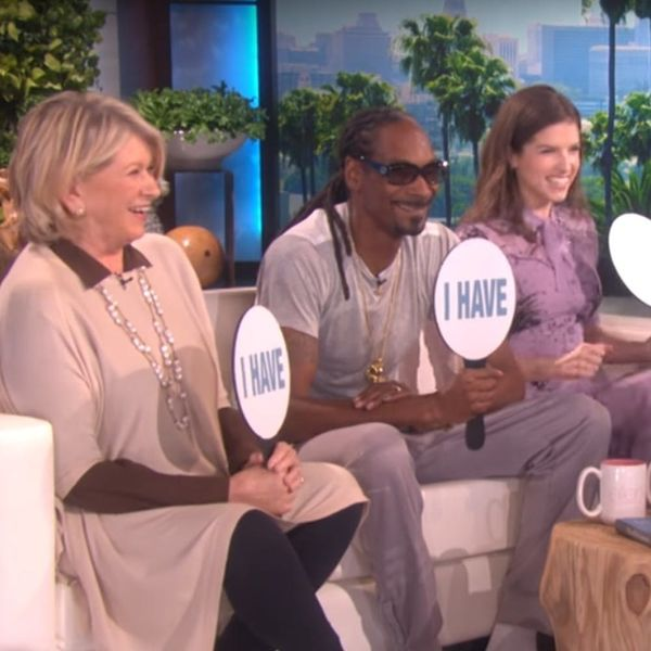 """Whoa! Martha Stewart, Snoop Dogg and Anna Kendrick's """"Never Have I Ever"""" Answers Will Leave You SHOCKED"""