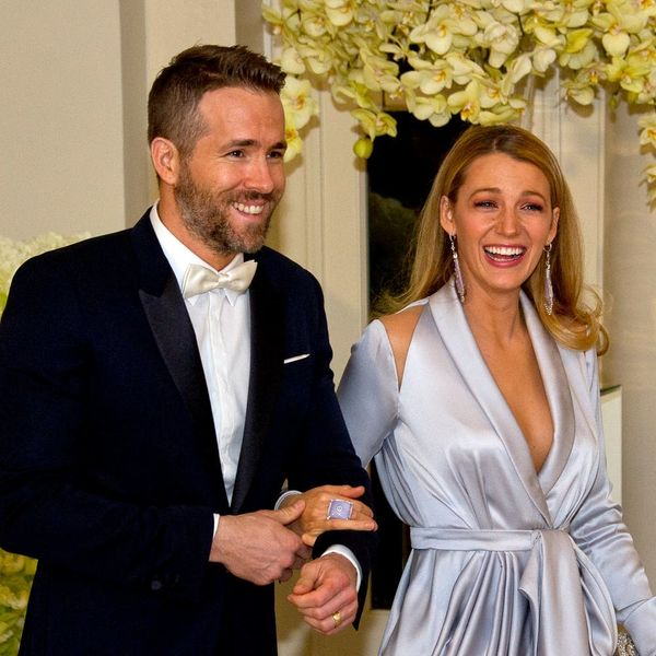 Blake Lively Sent an Adorable 40th Birthday Message to Ryan Reynolds Revealing Where They Fell in Love