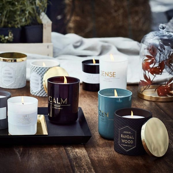 20 Seasonal Candles to Make Your Home Smell Like Fall