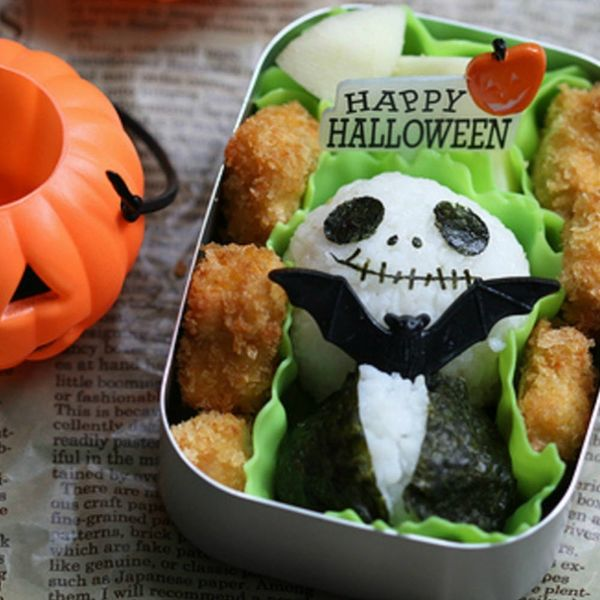 16 Boo-tiful Halloween Bento Boxes That Raise the Bar on Lunch Forever
