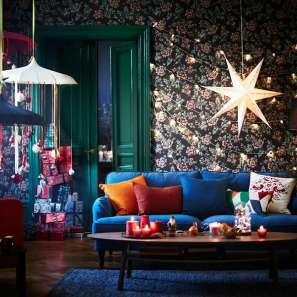 IKEA's 2016 Holiday Collection Is Pure Twinkle Light Magic