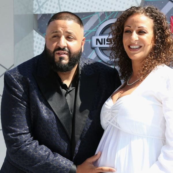 DJ Khaled Sharing Moments from His Son's Birth Is the Sweetest Thing You'll See All Day