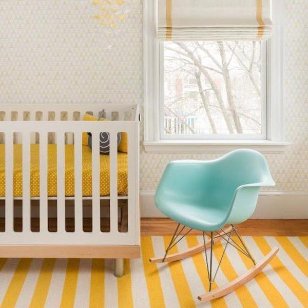 20 Mid-Century Modern Ideas for the Nursery