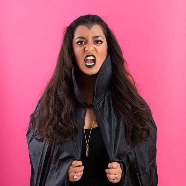 Halloween Hack: Make Your Own Vampire Costume