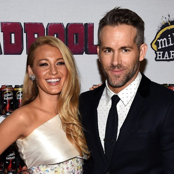 This Is the Famous House Guest Blake Lively + Ryan Reynolds Just Hosted Post-Baby