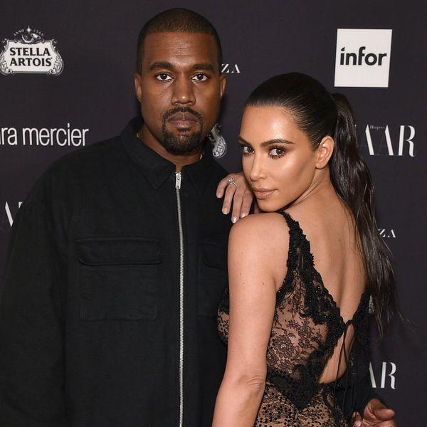 Kanye West's Adorably Heartfelt B-Day Present to Kim Kardashian Will Make You Swoon