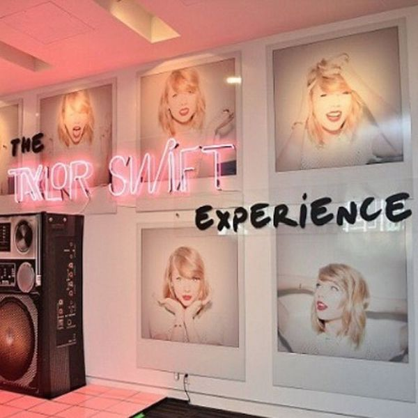 Here's Your First Look at The Taylor Swift Experience