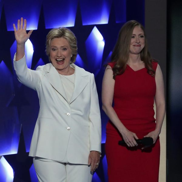 "You'll LOVE Chelsea Clinton's Response to Trump's ""Nasty Woman"" Comment"