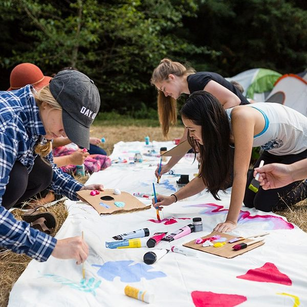 6 Ways to Ignite Creativity Through the Outdoors