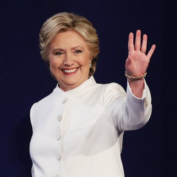 Hillary's Debate Pantsuit Was a Statement About Women's Rights