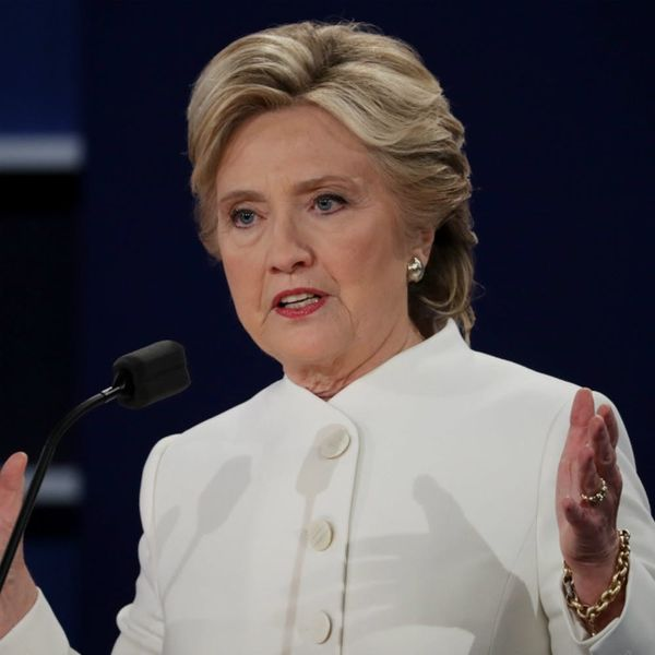 Why People Won't Stop Talking About Hillary's Roe v. Wade Response