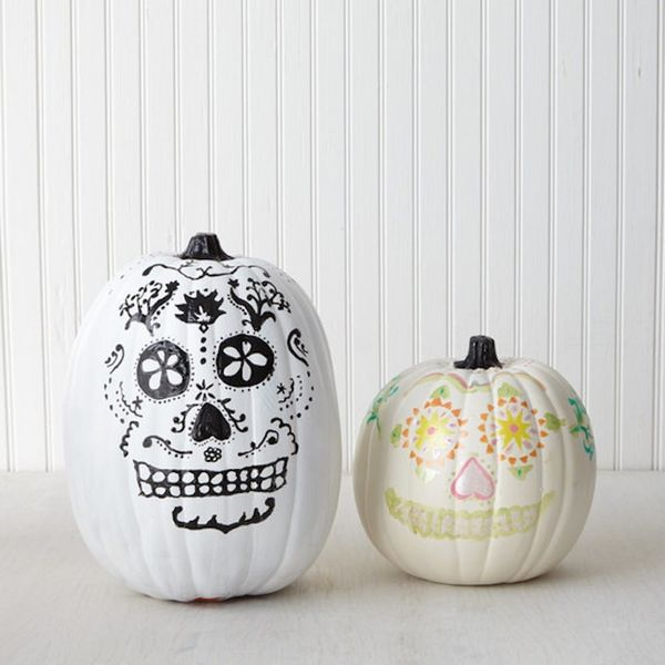 Pinterest's Top No-Carve Trends for an Easy (and Mess-Free) Halloween