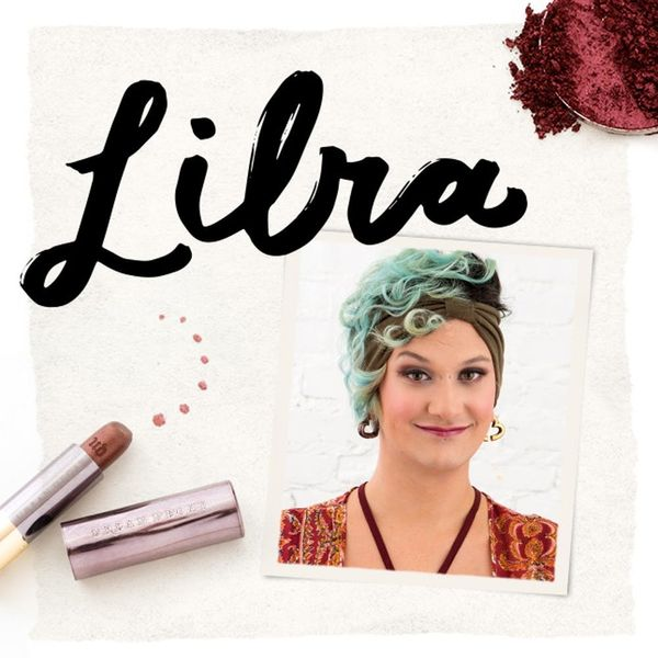 The Best Makeup for Your Zodiac Sign: Libra Edition