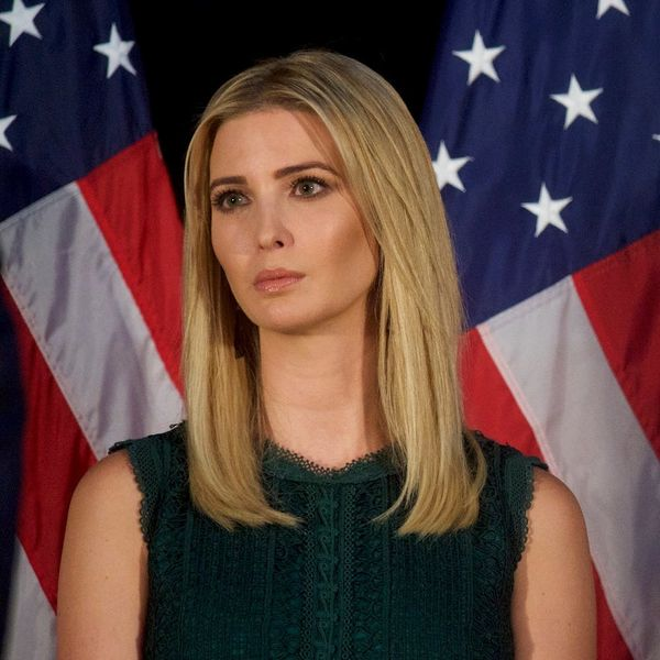 """Ivanka Trump Says Her Father's Comments Were """"Inappropriate and Offensive"""""""