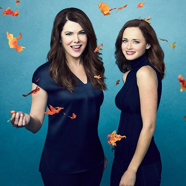We Have Amazing New Gilmore Girls Pics for You