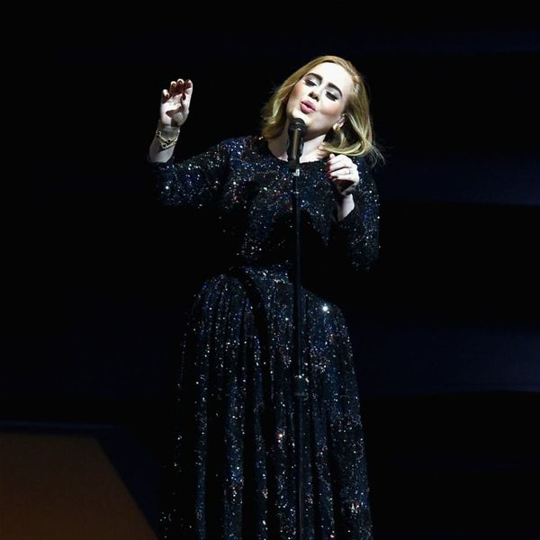 Adele's Partner Gave Her a Super Romantic Anniversary Surprise