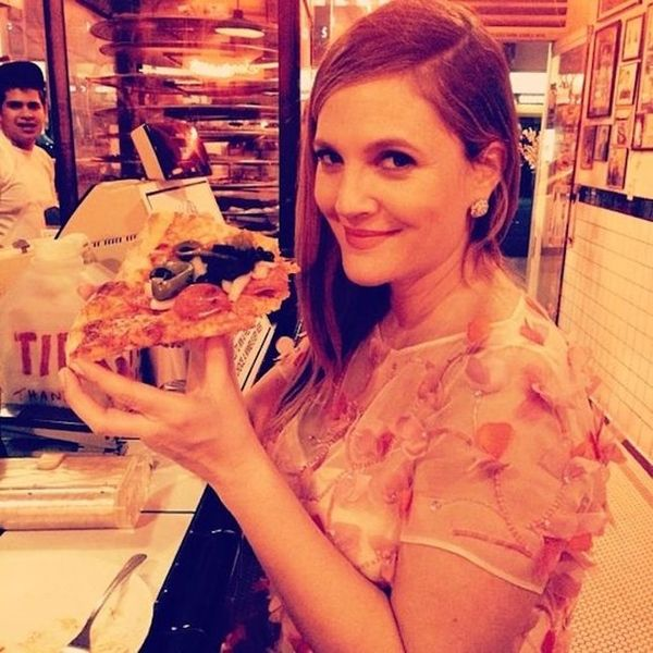 15 Photos of Our Favorite Celebs Chowing Down on Fast Food