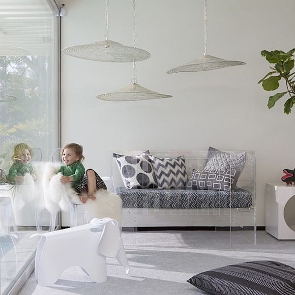 20 Luxe Modern Twists on Nursery Staples