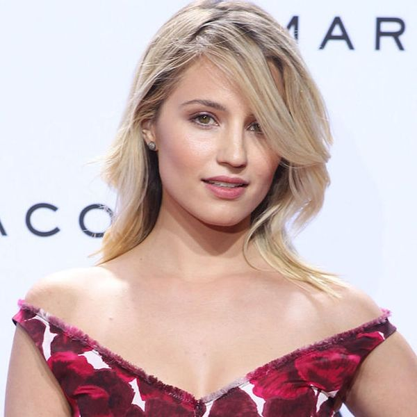 Dianna Agron Just Had the Destination Wedding of Your Dreams