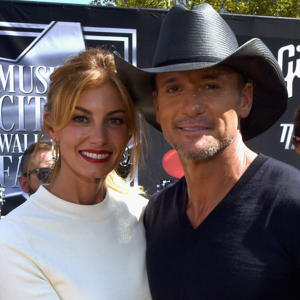 This Is the Super Sweet Story Behind Faith Hill's 20th Anniversary Message to Tim McGraw