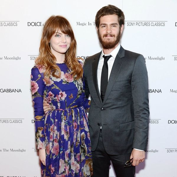 OMG: Emma Stone Just Admitted She Still Loves Andrew Garfield