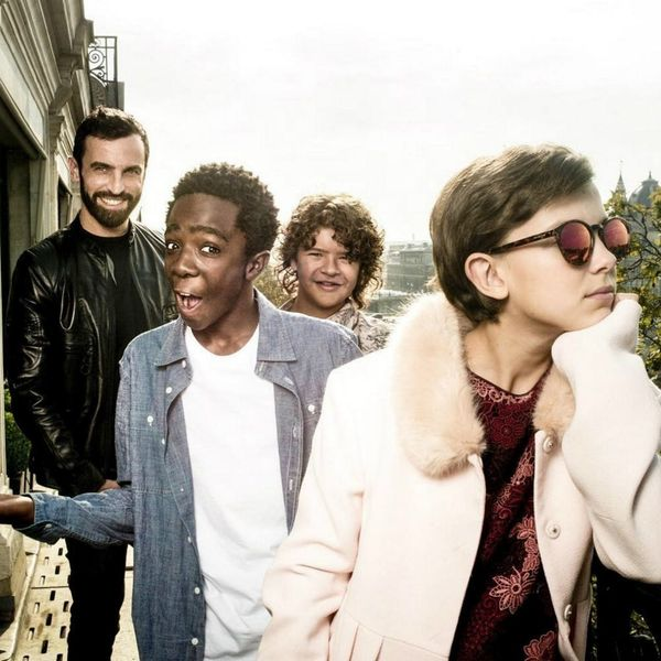 Meet the Newest Members of the Stranger Things Squad