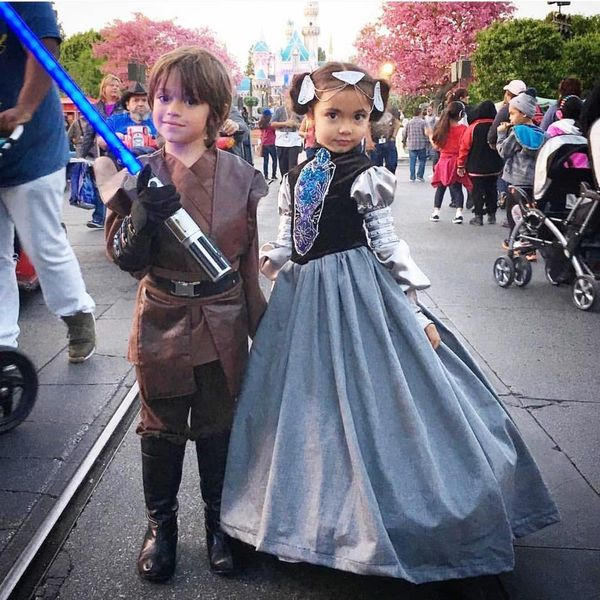 Disney Kid Cosplay Is a Thing and It's GLORIOUS