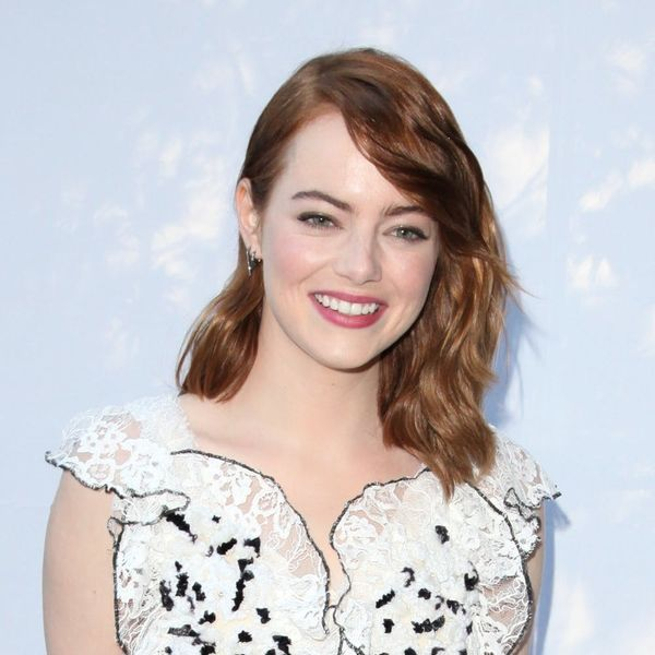 Emma Stone Is Now Slaying a Pixie Cut