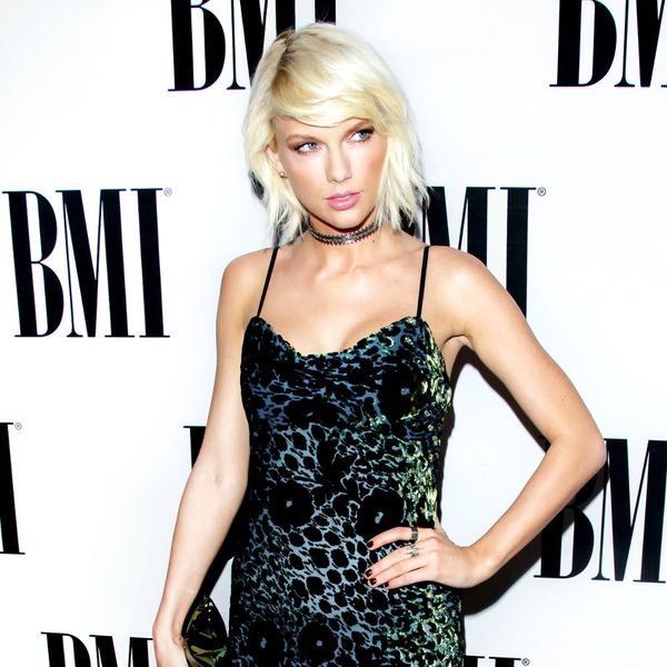 Some Jokers Think Taylor Swift Was Behind Kim K's Robbery