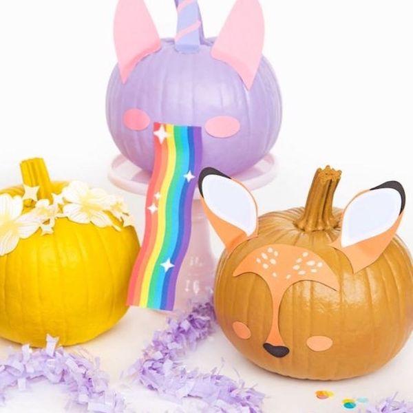 What to Make This Weekend: Snapchat Filter Pumpkins, Pumpkin Spice Churro Milkshakes + More
